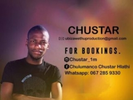 Chustar - Isbhamu Kwedin